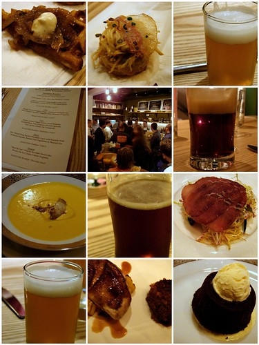 Dinner:  November 10, 2009