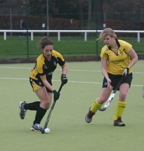 Hockey 2nds v YSJ 2nds 2/12/09 Peter IvesonIMG_0038
