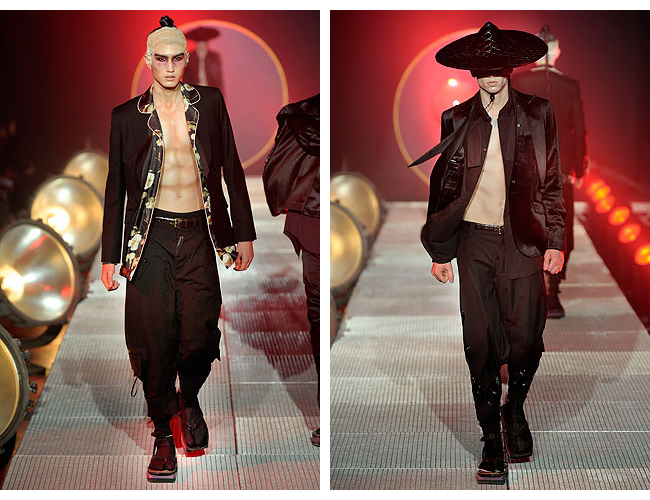 John Galliano Mens FW 10 20