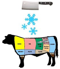 Snow Cuts Into DC Meat Week