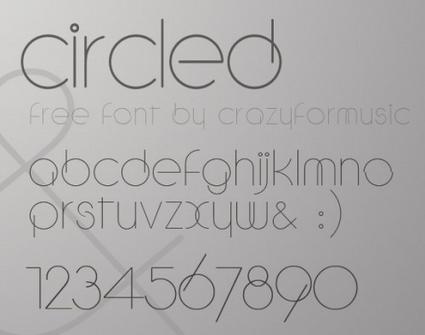 30 font light & thin che non dovrebbero essere free!