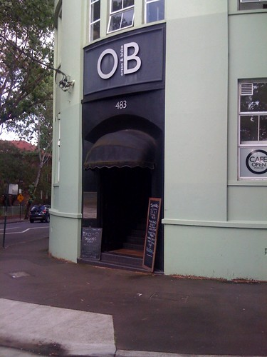 Orson and Blake cafe, Surry Hills
