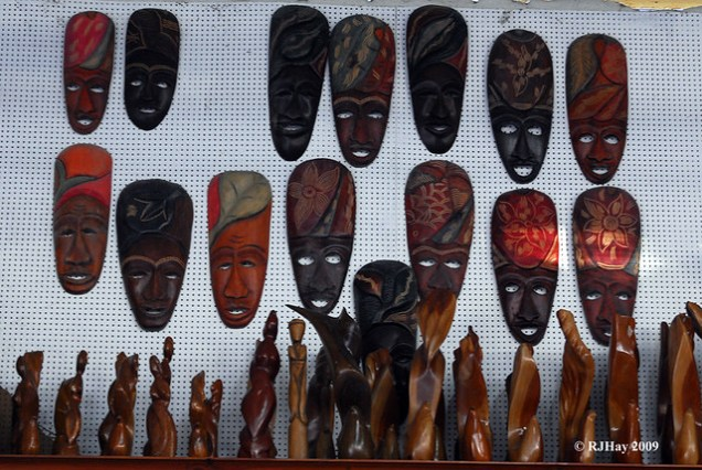 Masks, Dominican Republic