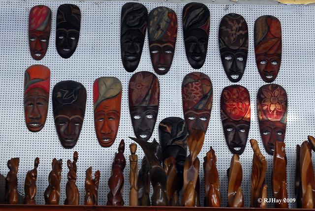 Masks, Dominican Republic