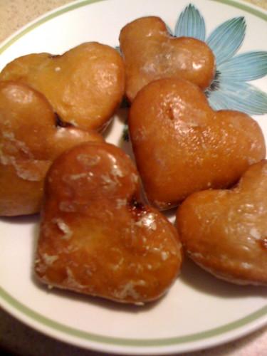 Jam-Filled Vegan Doughnuts
