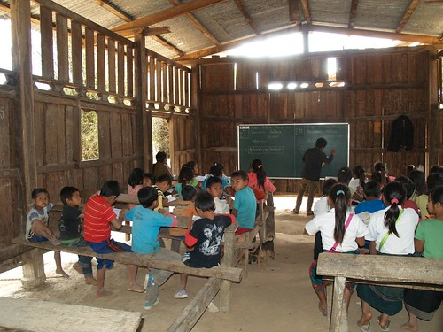 Village school, Phine