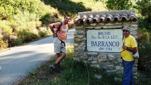 Entrada al Cortijo Los Barrancos