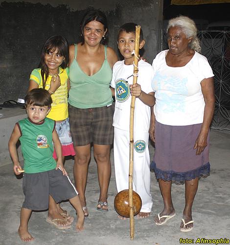 Capoeira Bantos 15 por você.