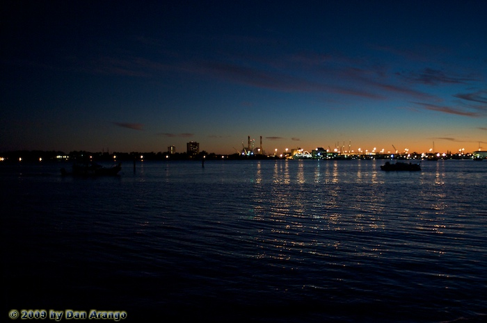 Lake Worth Evening