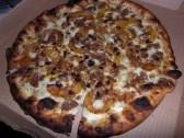 Sasquash Pizza