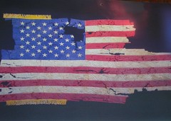 Flag from 9/11