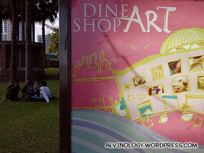 Esplanade welcomes you for picnics