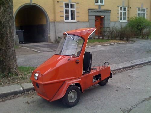 Moto-car?