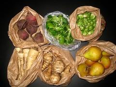 Aardvlo veggiebag week 50