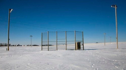 Frozen Field Of Dreams