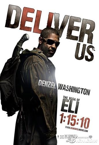 The Book of Eli (2009) poster Denzel
