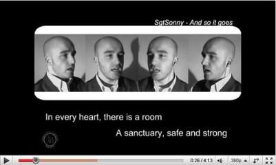 Sgt Sony
