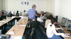 Formation au CFPJ