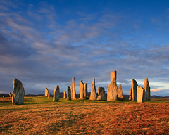 "Early Morning at Callanish Standing Stones II • <a style=""font-size:0.8em;"" href=""http://www.flickr.com/photos/26440756@N06/4344060977/"" target=""_blank"">View on Flickr</a>"