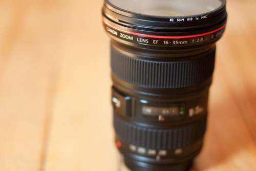 Canon lens notation letter number mean meaning