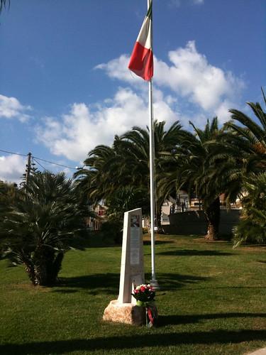 Omaggio ai Caduti di Nassiriya