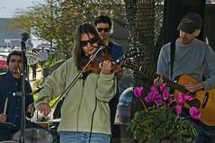 Fiddle Player, Ruby Jane Smith - Jo's Coffee Shop