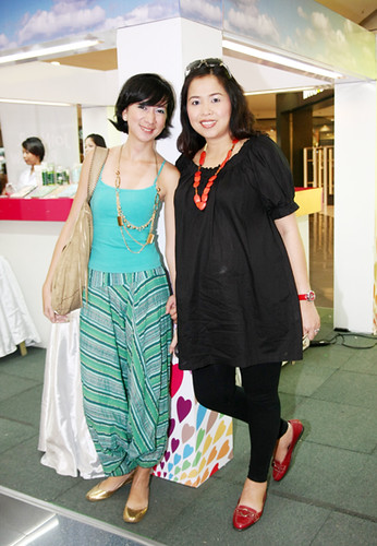 The Body Shop event