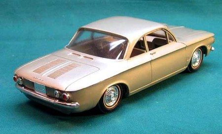 AMT 1962 promo coupé