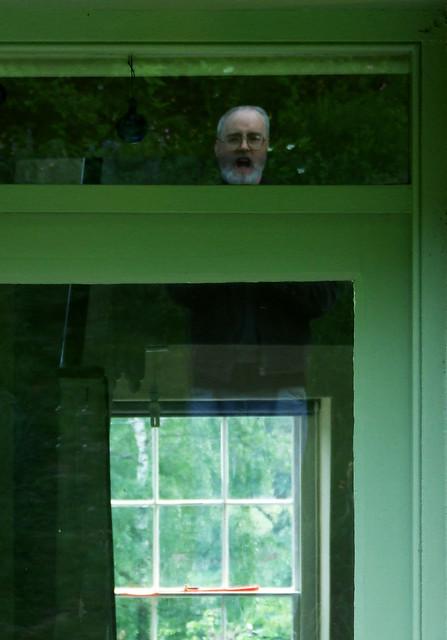 Ty Isaf back door