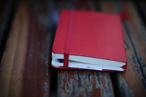 Little red notebook
