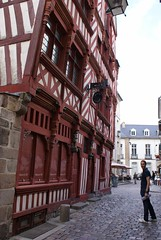 Rennes - Maison Du Guesclin
