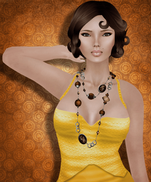 AF2010: Zaara's Necklace