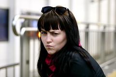 Grumpy Face!