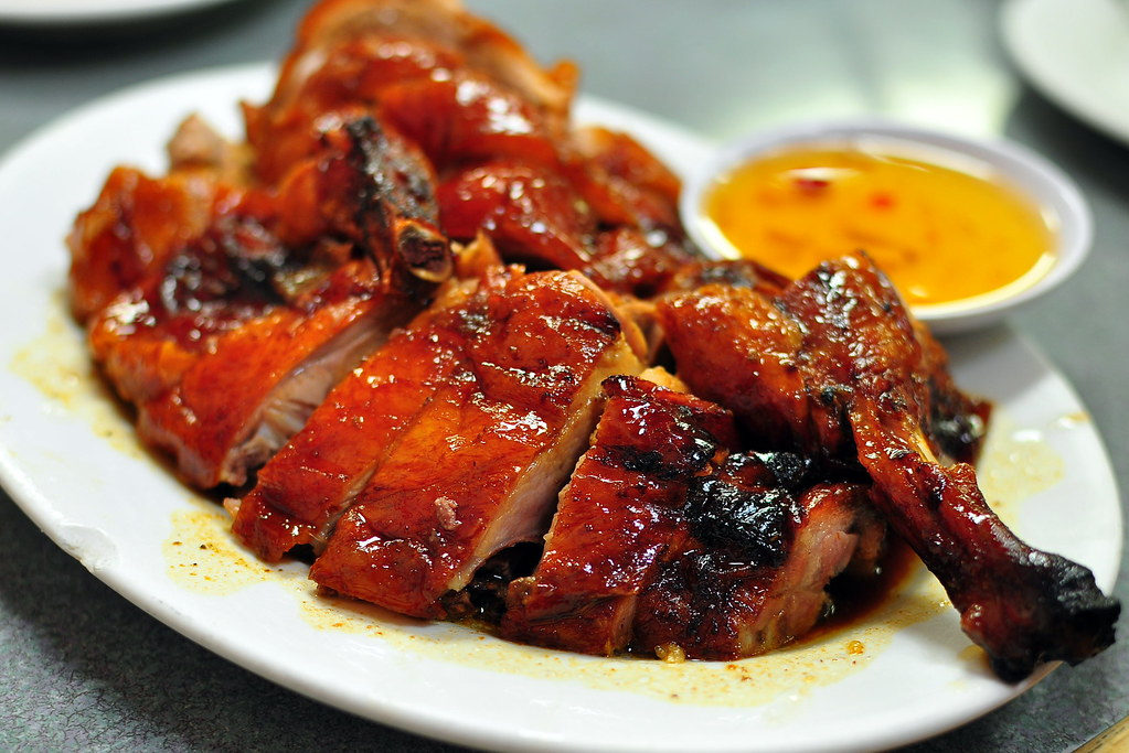 Image result for cantonese roast duck sam woo