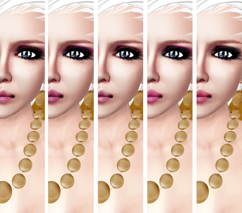 NEW! Garage Beatrice Skin Tone 3