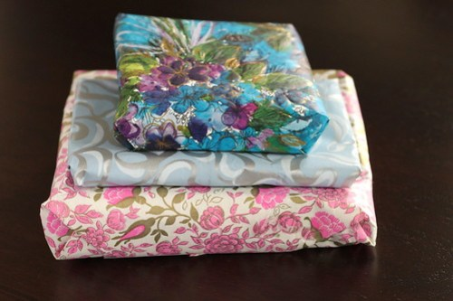 wrapped goodies