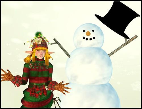 Mr Snowpants
