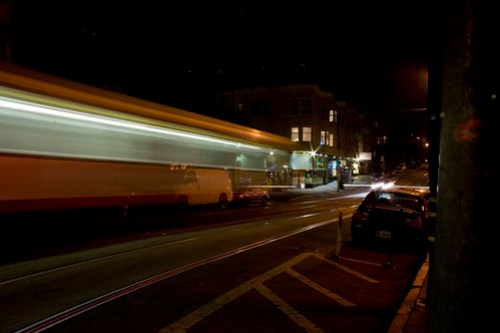 Cole Valley Ghost Train