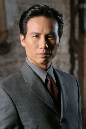 B.D.WONG AS DR. GEORGE HUANG AS A FORENSIC PSYCHIATRIST