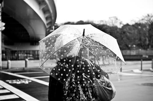 Winter rain
