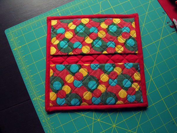 Amy Butler Potholder