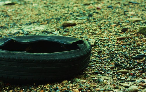 Abandoned Tire
