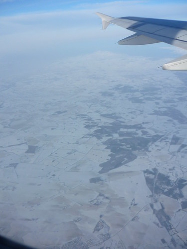 Skåne (?) by air