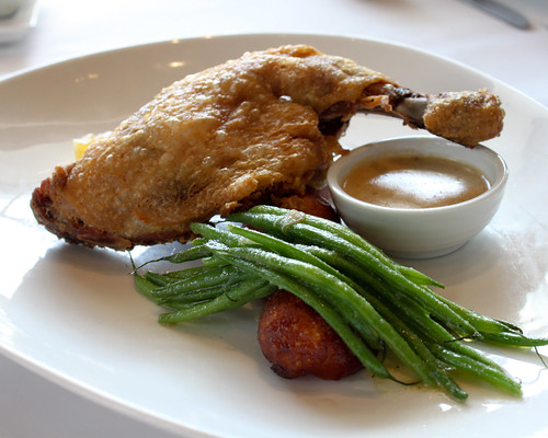 Goose fat Fried Chicken at Lolo Dad's Brasserie 2