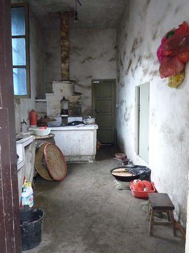 Ein Wohnraum, Xidi