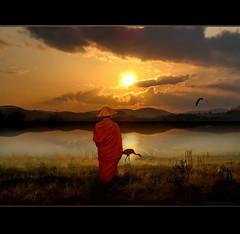Meditation at the Lake