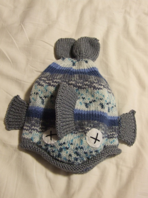 Small Fry Fish Hat