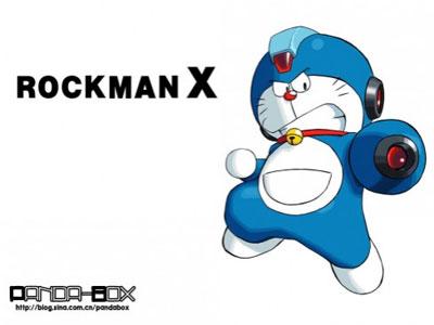 Rockman Doraemon