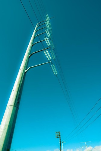 Torre de alta tencion