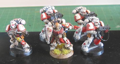 White Scar Squad